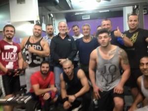 leb gym